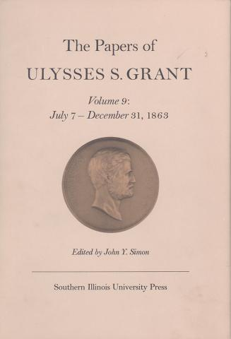 Papers of Ulysses S. Grant, Volume 9