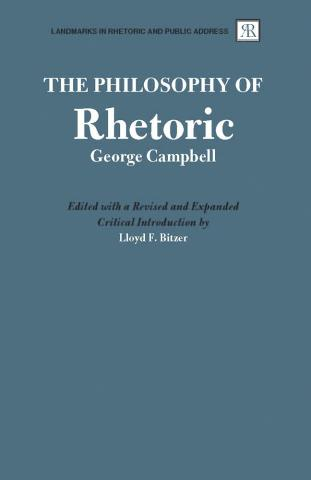 Philosophy of Rhetoric
