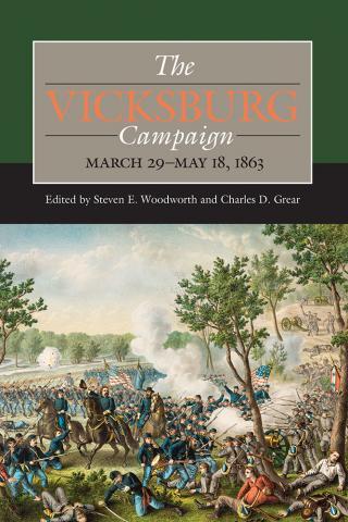 Vicksburg Campaign, March 29-May 18, 1863