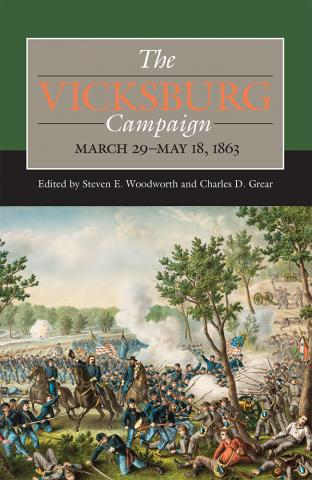 The Vicksburg Campaign, March 29–May 18, 1863