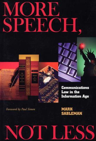 More Speech, Not Less